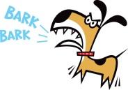 Actual Barking Dog