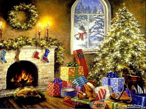 Merry Christmas, and Happy Holiday's To Everyone, and Safe and Peaceful New Year!