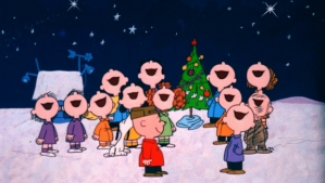 The Peanuts by Charles Schulz.